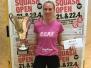 Heilbronn Squash Open 2018 - Siegerehrung